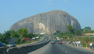 Image source: http://en.wikipedia.org/wiki/File:Zuma_rock.jpg