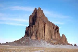 Image source: https://en.wikipedia.org/wiki/File:Shiprock.snodgrass3.jpg